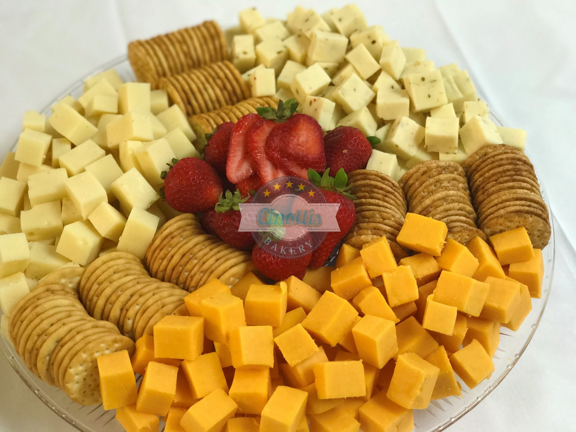 Fresh Market Catering Trays