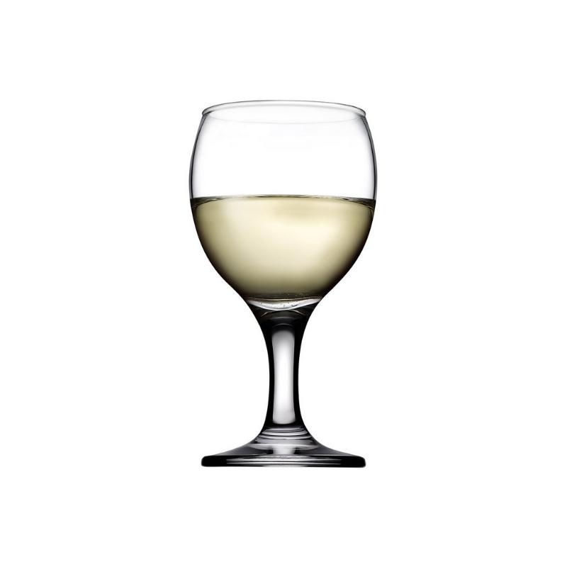 44415 Bistro Beyaz şarap kadehi