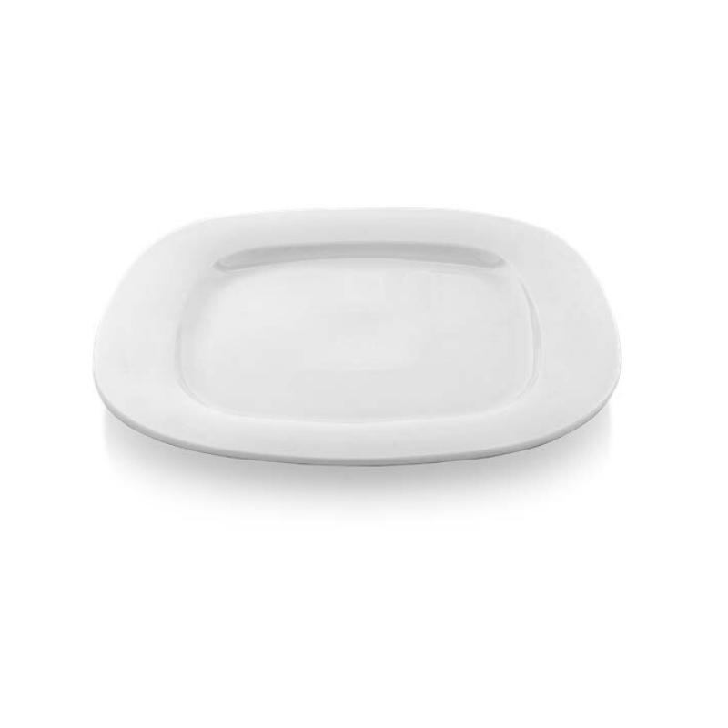 rio kare servis tabağı