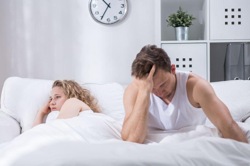 Erkek cinsel sorunları