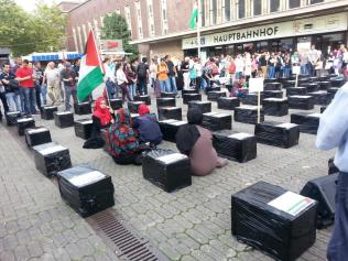 Day of Rage: Dusseldorf Germany