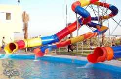 Water Park slide