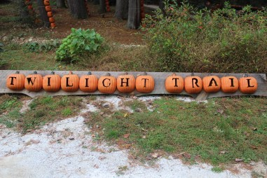 The 'Twilight Trail.'