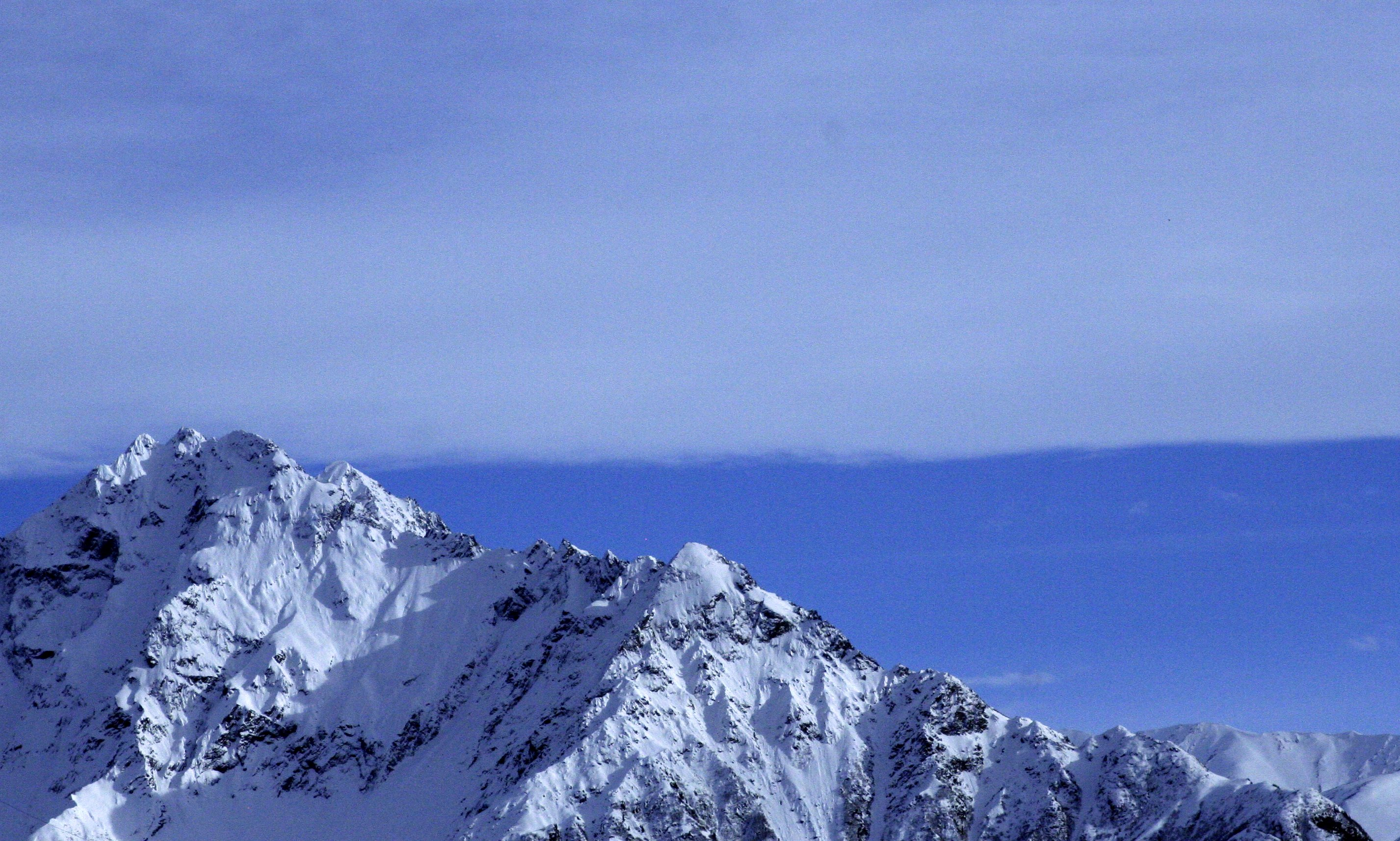 Alaska winter darkness