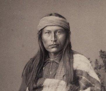 Naiche, filho de Cochise