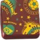 Comidas do Brasil para a Copa do Mundo: chocolate com print de futebol