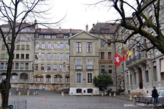 Cidade Velha - Genebra, Suíça