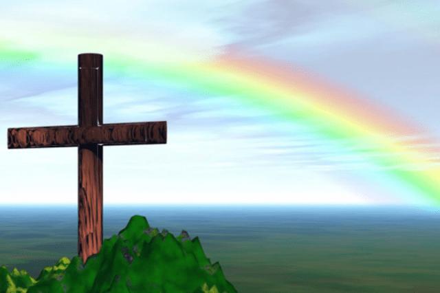 Cristã gay.