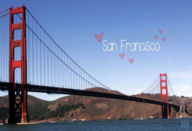Dicas de San Franciso. Foto: Letícia Matsula.
