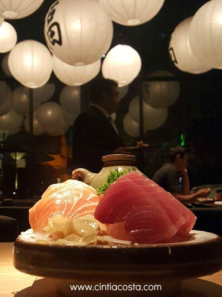 Tatá Sushi & Noodle Bar: um restaurante japonês sofisticado em São Paulo