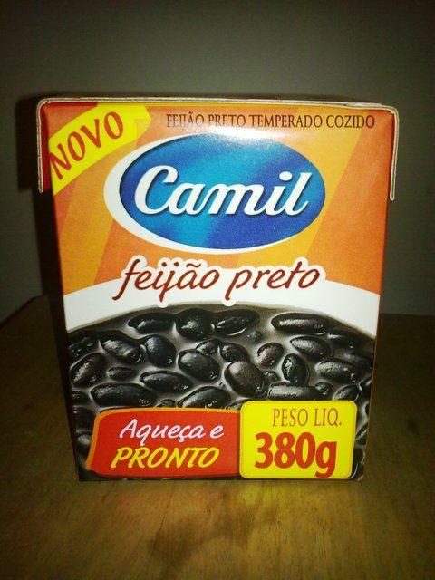 Feijão preto de caixinha: testei e aprovei. Foto: www.cintiacosta.com