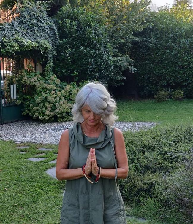 Cinzia Pedrani-Gratitudine
