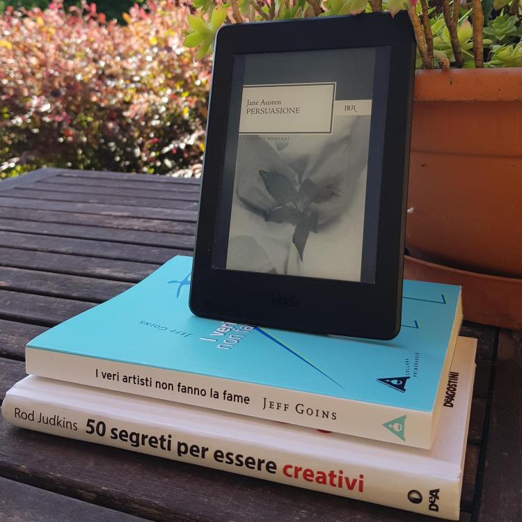 Cinzia Pedrani, le mie letture di maggio 2019