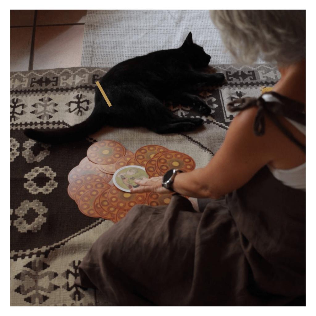 Tarocchi, una storia d'amore 1