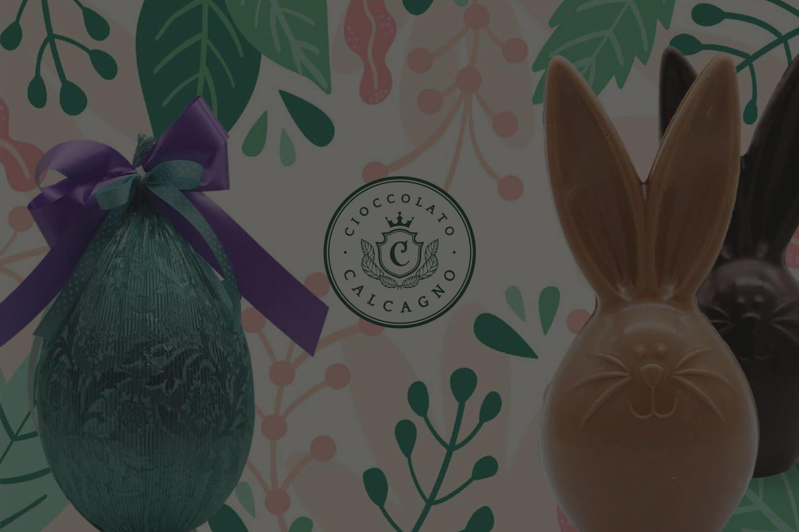 Catalogo Cioccolato Calcagno Pasqua 2020
