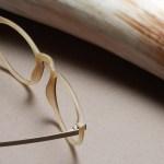 Tom Davies Horn Glasses Chichester