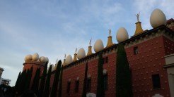 Figueres, Salvadora Dali tteātris / muzejs