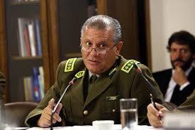 Bruno Villalobos, general director de Carabineros