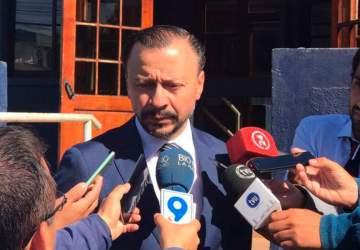 """Fiscal Carlos Palma, de Aysén, quien asumió la investigación de todas las aristas de la """"Operación Huracán"""""""