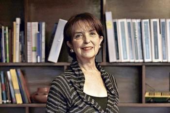 Gloria Hutt, ministra de Transportes