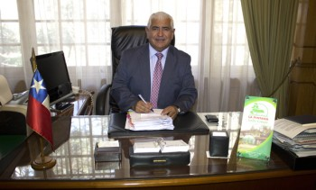 Jaime Pavez, alcalde de La Pintana