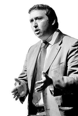 Rodrigo Weisner, ex director de la DGA.