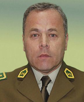 Flavio Echeverría, general de Carabineros dado de baja