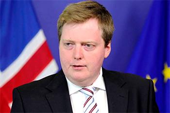 Sigmundur Davíð Gunnlaugsson