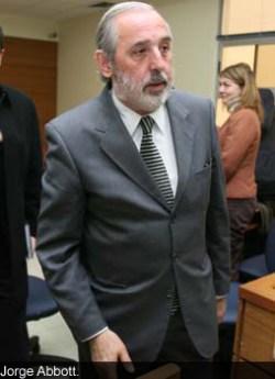 Jorge Abbott, fiscal jefe V región