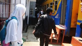 Synta at Sukabumi Station