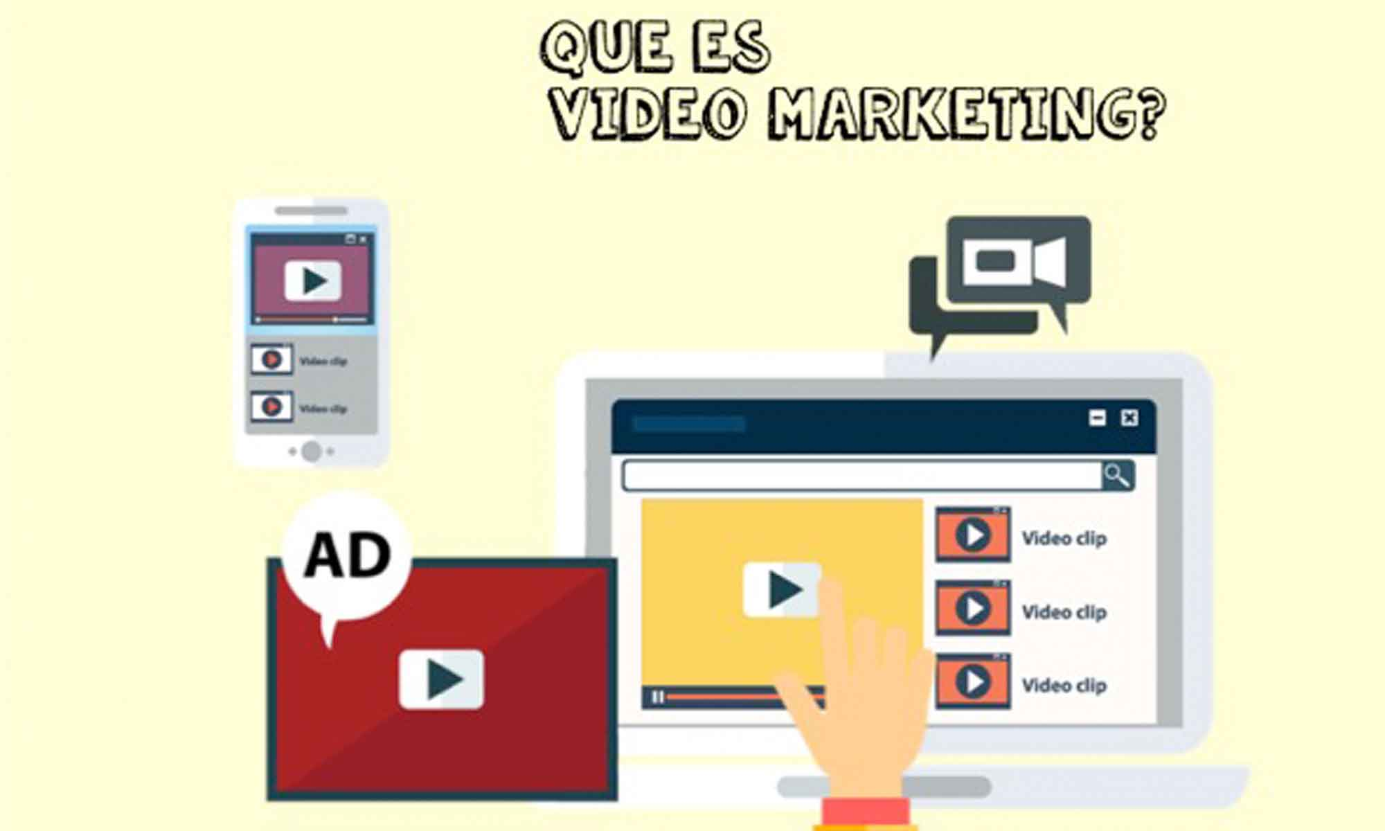 Lo que debes saber sobre-video marketing