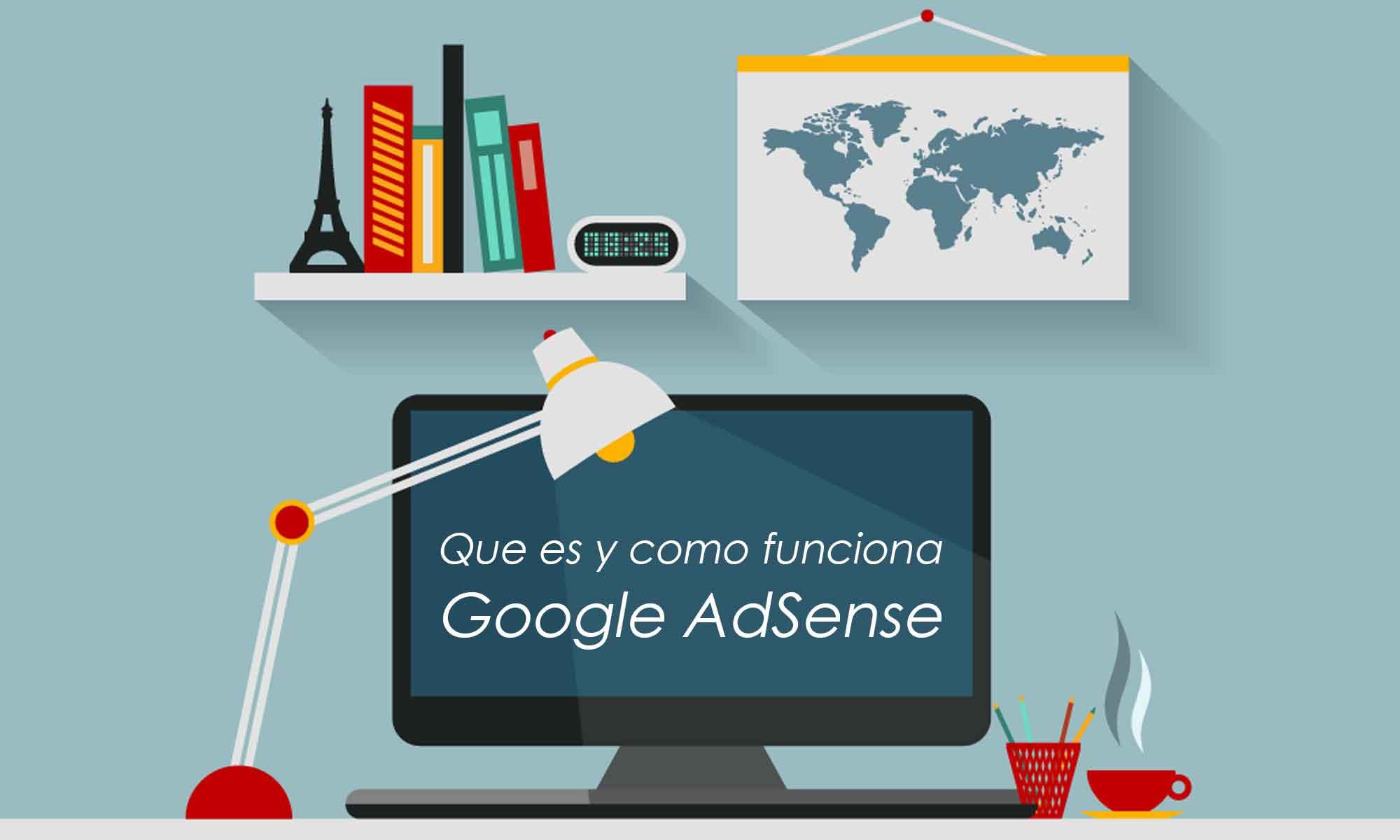 Conoce Google Adsense