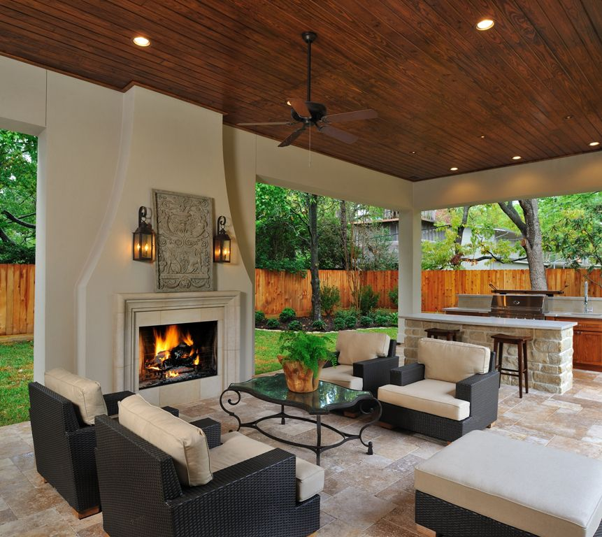 How To Design Your Perfect Outdoor Kitchen: Outdoor - Outdoor Living Spaces