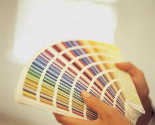Color Fan Deck Blog