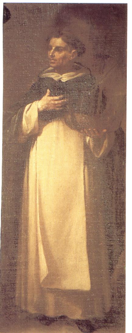 Alonso Cano. San Gonzalo de Amarante.