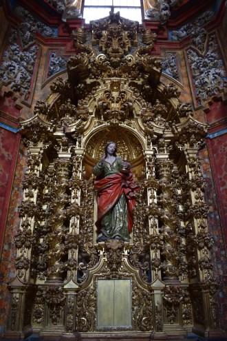 Pedro Duque Cornejo. San Juan Evangelista. Cartuja de El Paular.