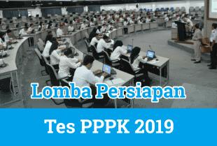 lomba persiapan tes PPPK 2019