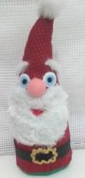 Peso de porta Papai Noel