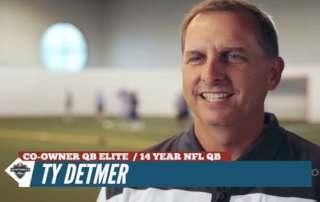 Ty Detmer Quarterback Elite