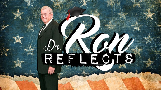 Dr. Ron Reflects plans