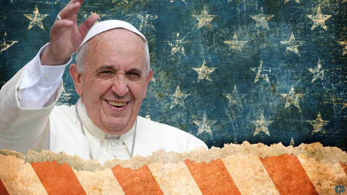 pope francis america