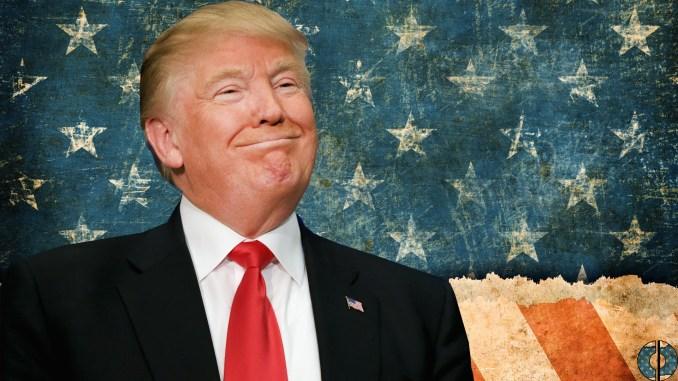 Trump happy new year