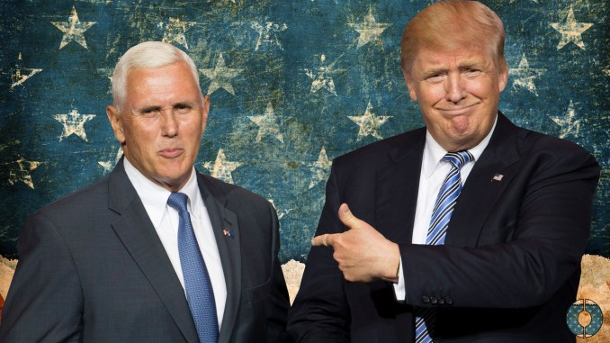 Mike Pence Donald Trump