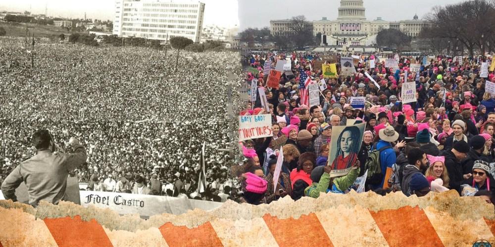 Women's March marxist CAIR