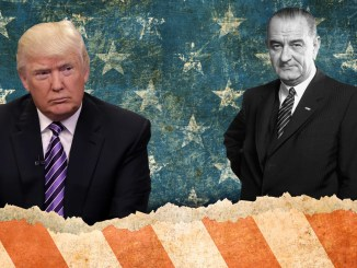 donald trump lyndon johnson amendment