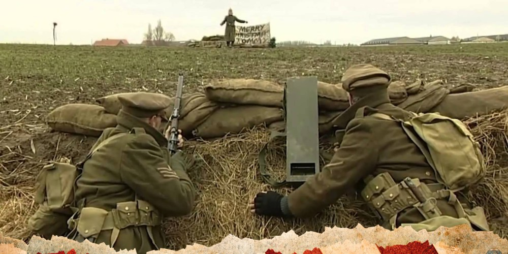 christmas truce world war 1
