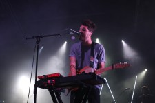 Anthony of Oh Wonder at The Observatory 8/6/16