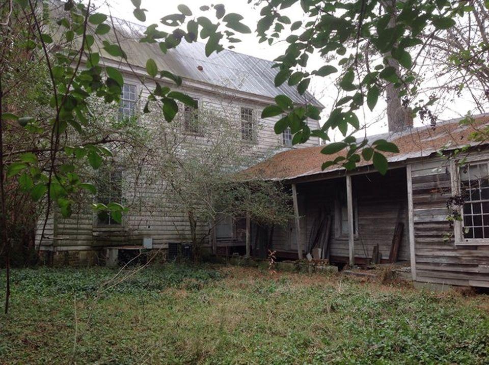 1800's Willie Jones House In Halifax North Carolina