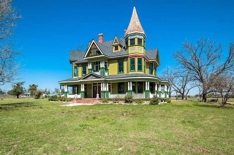 1898 Victorian For Sale In Dublin Texas