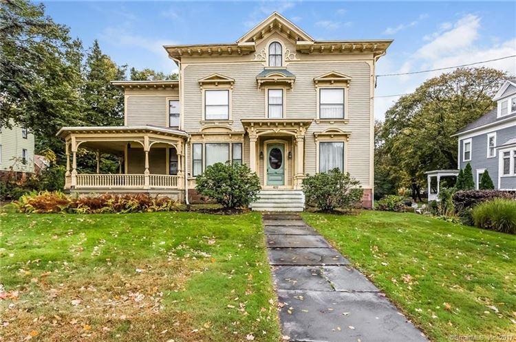1850 Italianate In Meriden Connecticut